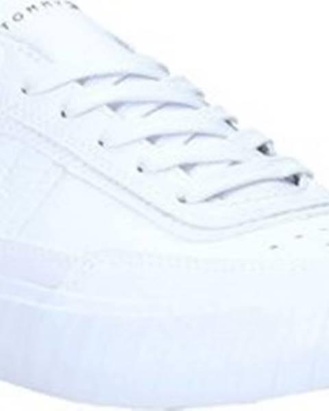 Bílé tenisky tommy hilfiger