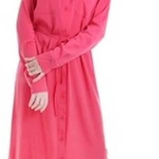 Společenské šaty K20K201825 Růžová