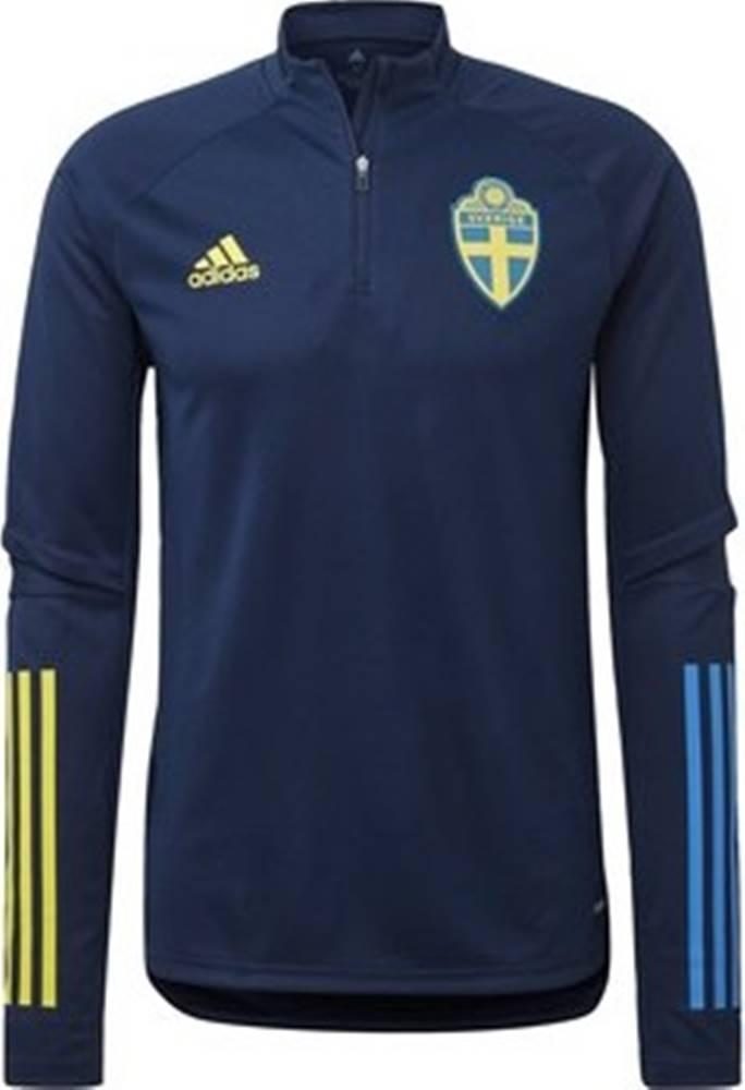 adidas adidas Teplákové bundy Top Sweden Training Modrá