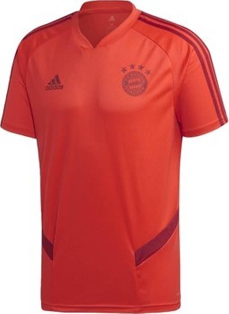 adidas adidas Trička s krátkým rukávem Dres FC Bayern Training Červená