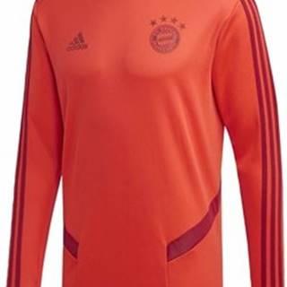 adidas Trička s dlouhými rukávy Top FC Bayern Training Červená