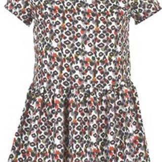 Krátké šaty PUCAR ruznobarevne