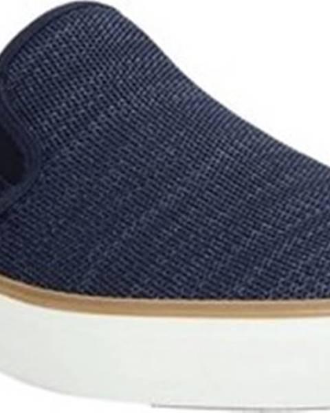 Modré boty wrangler