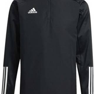 adidas Teplákové bundy Top Condivo Warm Černá