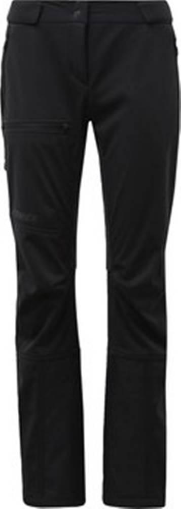 adidas adidas Ležérní kalhoty Kalhoty Ski Tour Soft Shell Černá