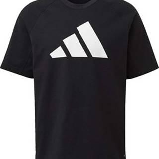 adidas Trička s krátkým rukávem Tričko Pack Heavy Černá