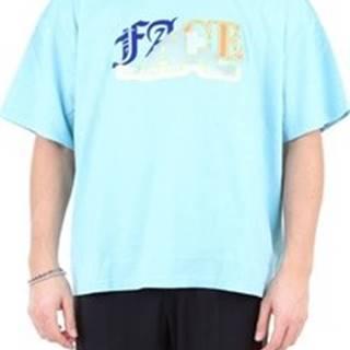Trička s krátkým rukávem FNTTEEU08 ruznobarevne
