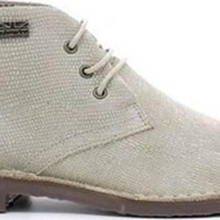 Kotníkové boty SMLW620027 Béžová