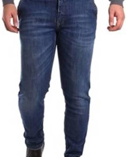 Modré kalhoty 3D