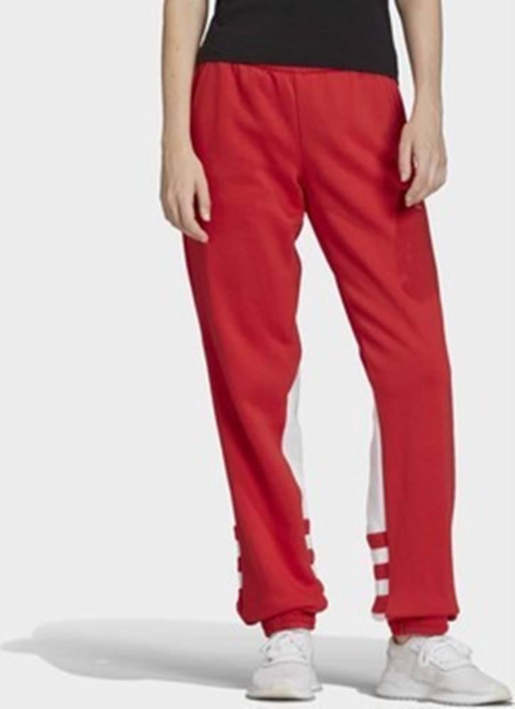 adidas adidas Teplákové soupravy Sportovní kalhoty Large Logo Červená