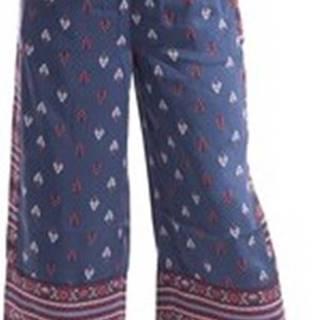 Pepe jeans Ležérní kalhoty PL210936 Modrá