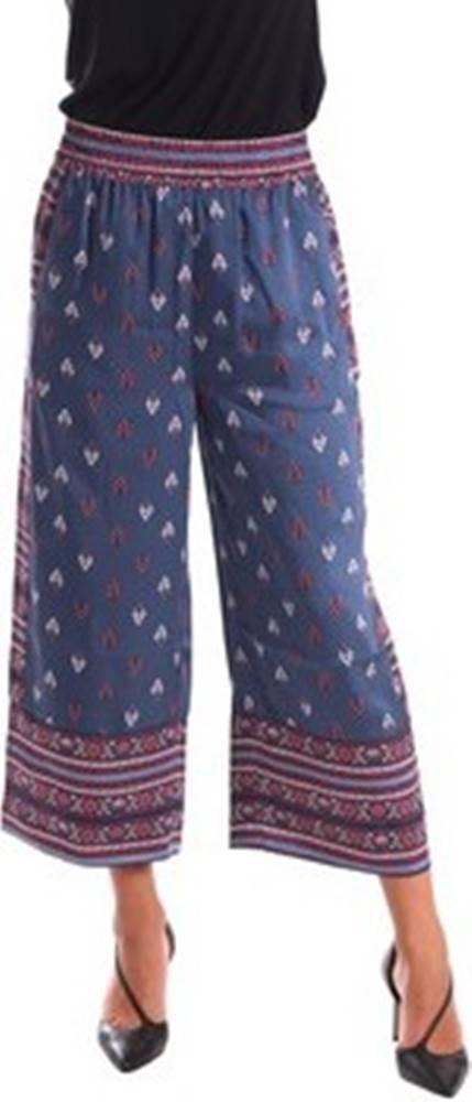 pepe jeans Pepe jeans Ležérní kalhoty PL210936 Modrá