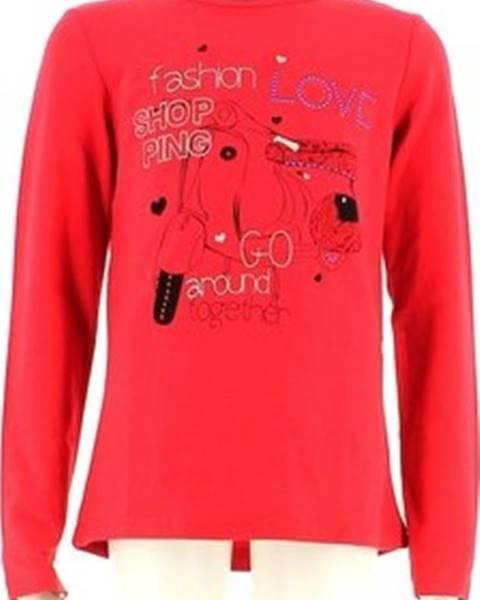 Červené tričko Losan