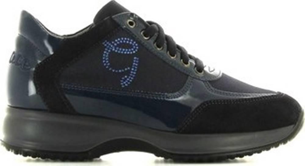 Grace Shoes Tenisky M907 Modrá