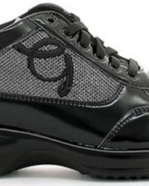 Černé tenisky Grace Shoes