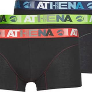 Athena Boxerky ENDURANCE 24H Černá
