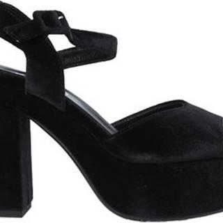 Sandály ROMA220F9 Černá