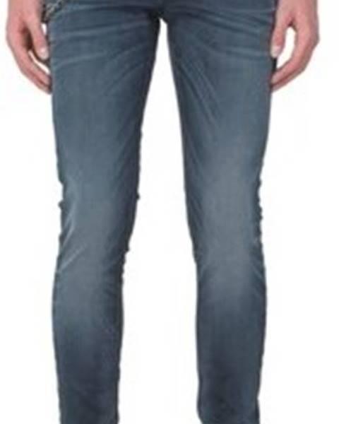 Modré kalhoty Antony Morato