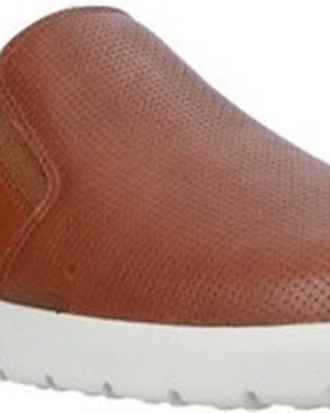 Hnědé boty CallagHan