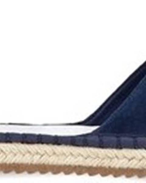 Modré espadrilky Docksteps
