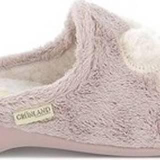 Papuče CI2040 Růžová