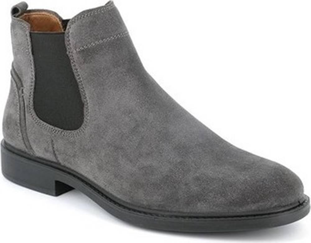 Grunland Kotníkové boty PO1150