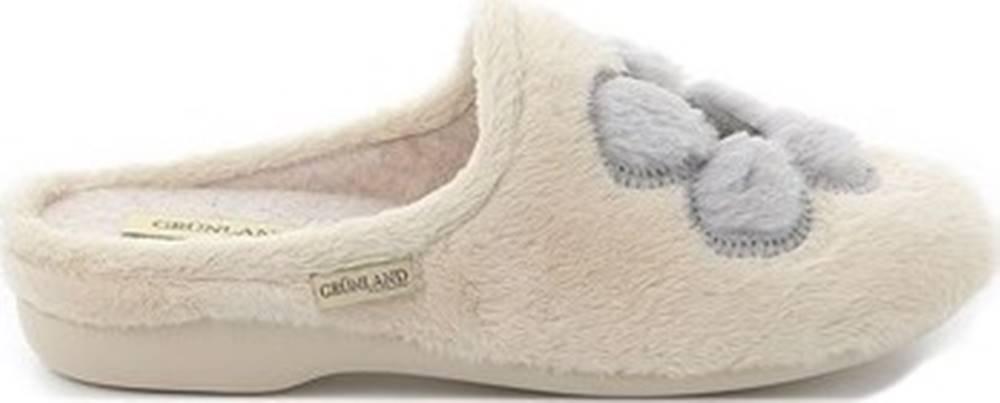 Grunland Papuče CI2040 Bílá