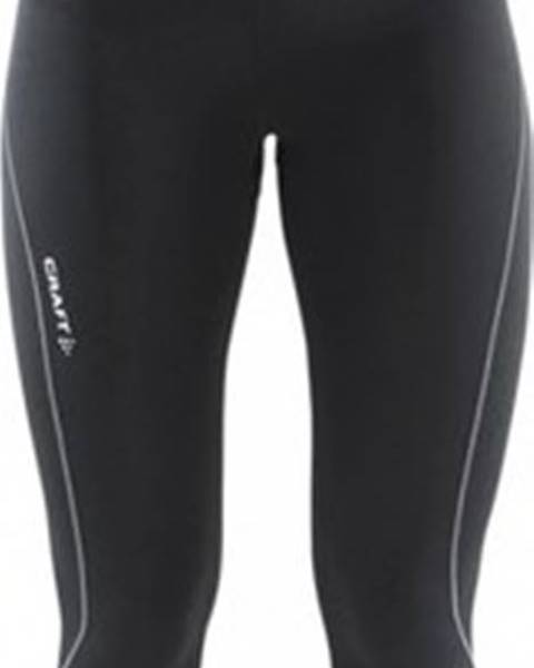 Černé kalhoty Craft