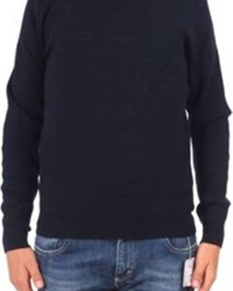 Modrý svetr Zanone