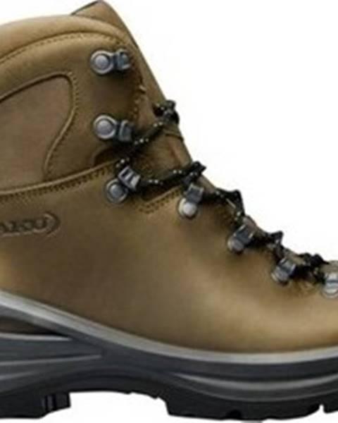 Hnědé boty Aku