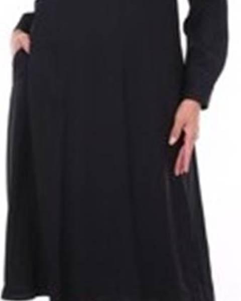 Černé šaty Peserico