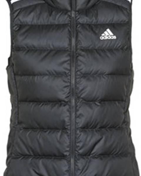 Černá bunda adidas