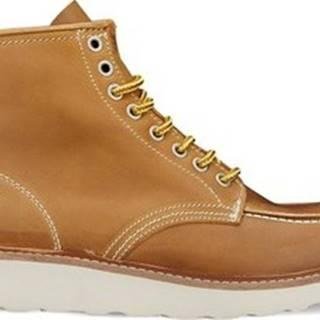 Kotníkové boty DSE106108 Hnědá