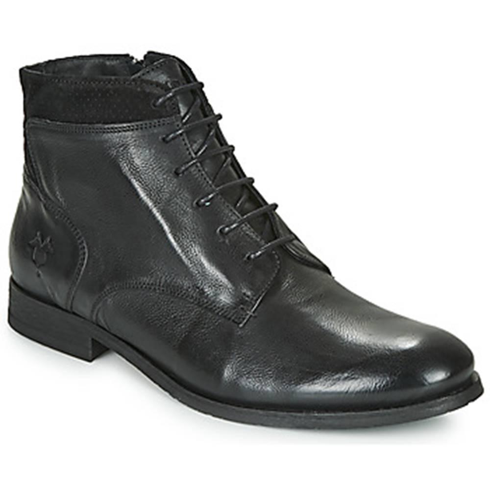 Kost Kotníkové boty HOWARD 35 Černá