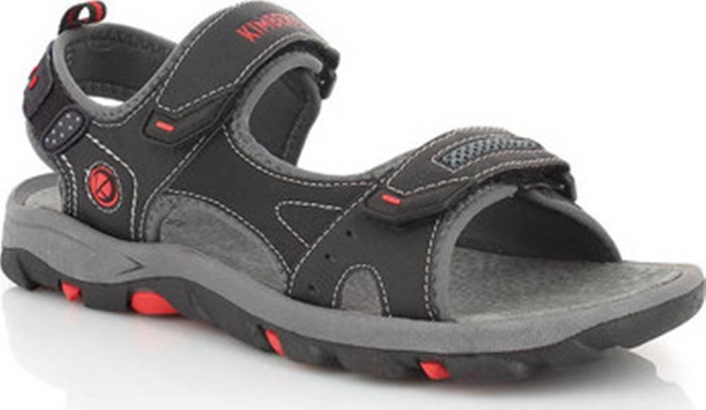 Kimberfeel Sportovní sandály RIVIERA Černá