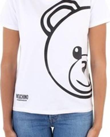 Topy, trička, tílka Moschino