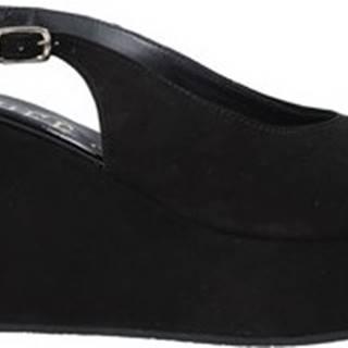 Sandály ZC 042 Černá