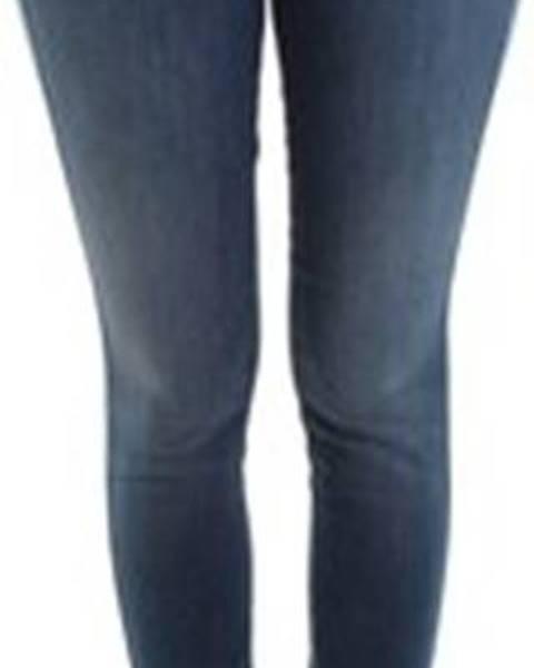 Modré kalhoty Love Moschino