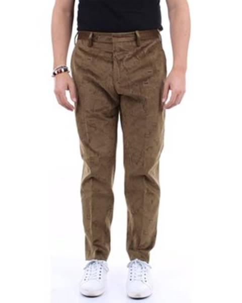 Zelené kalhoty Pt Torino