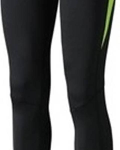 Černé kalhoty Mizuno