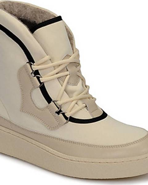 Bílé boty Aigle