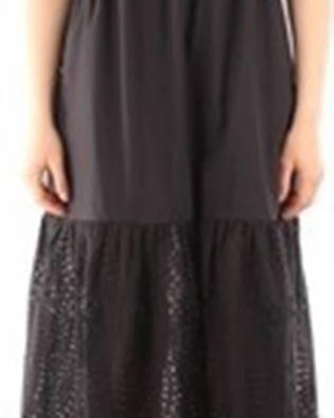 Černé šaty Emme Marella