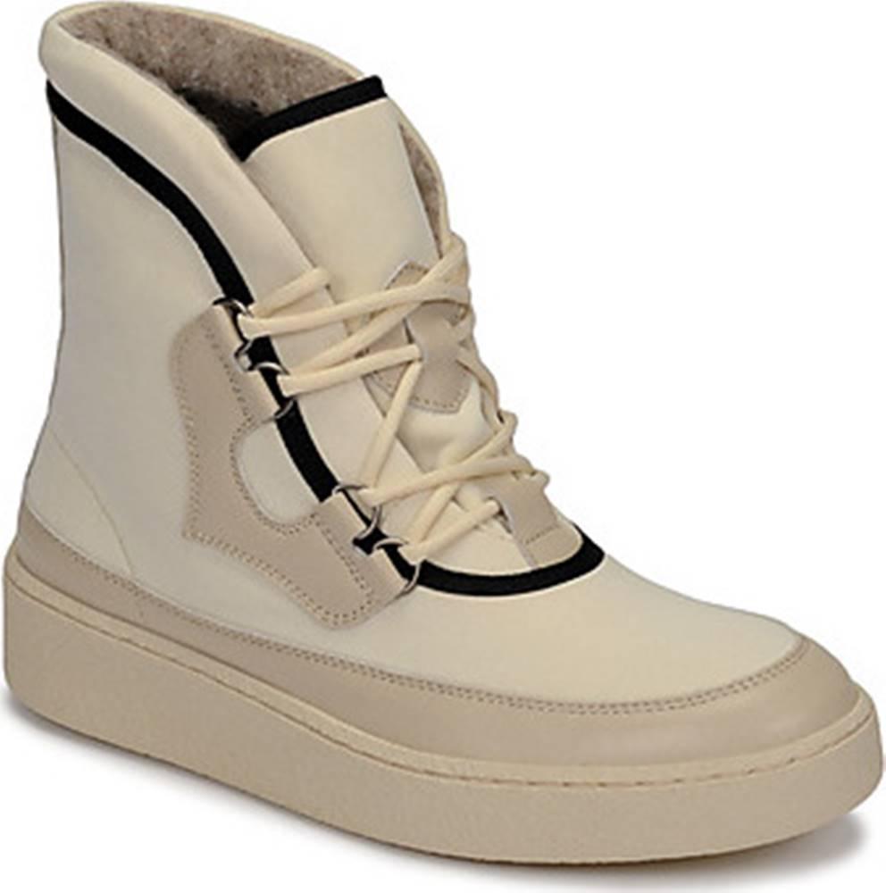 Aigle Zimní boty SKILON HIGH Bílá
