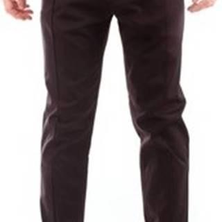 Oblekové kalhoty B081-0311 Černá