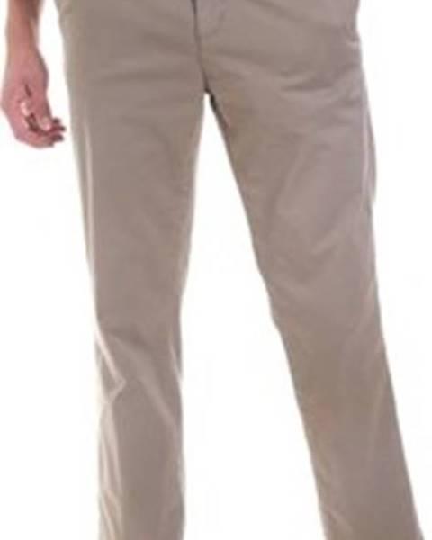 Béžové kalhoty Navigare