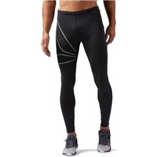 Kalhoty Running Speedwick Tight M Černá