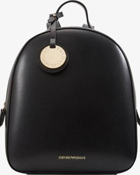 Černý batoh Armani