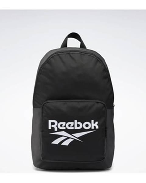 Černý batoh reebok classic