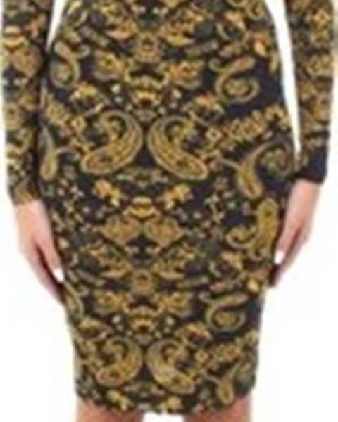 Černé šaty Versace