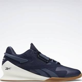 Fitness boty Legacy Lifter II Shoes Modrá